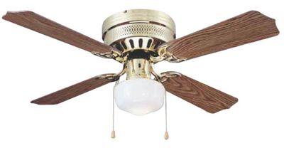 Boston Harbor Ceiling Fan