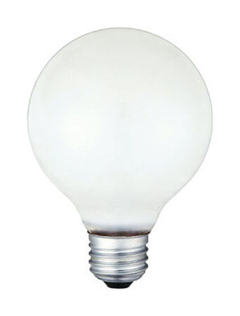 Westinghouse Incandescent Light Bulb 40 watts 290 lumens 2700 K G25 Medium Base (E26) White