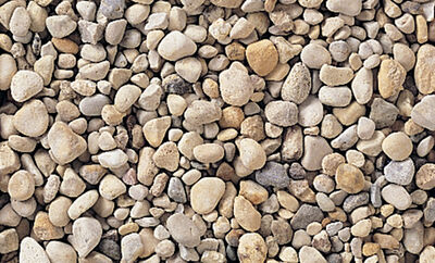 Quikrete HardScapes Multicolored Decorative Stone River Pebbles 0.5 cu. ft. 50 lb.