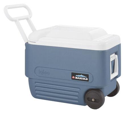 Igloo MaxCold Roller Cooler 40 qt.