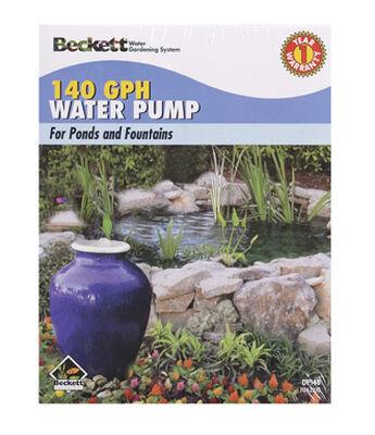 Beckett Plastic Fountain Pump 1/2 in. W 159 gph