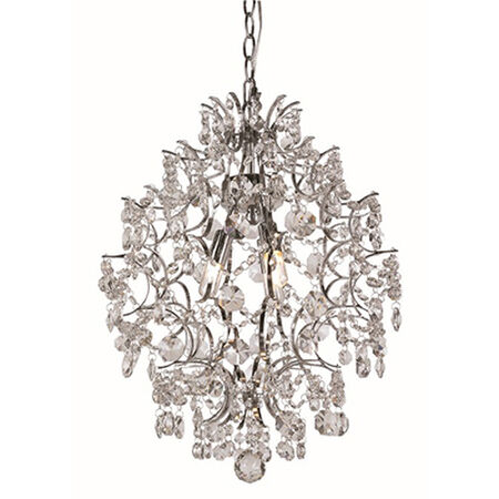 "Angela 15.75"" Pendant 3 Light"