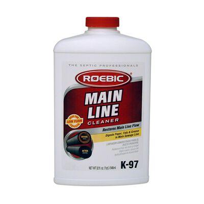 Roebic K-97 Liquid Main Line Cleaner 1 qt.