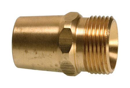 Forney 5800 psi Female Long Screw Nipple
