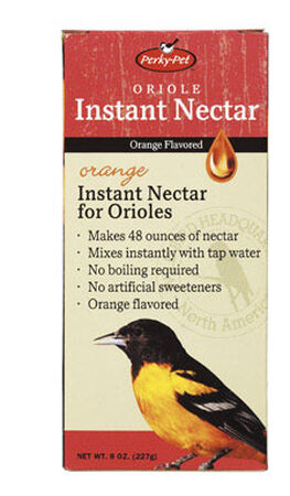 Perky-Pet Oriole Nectar Concentrate Sucrose 8 oz.