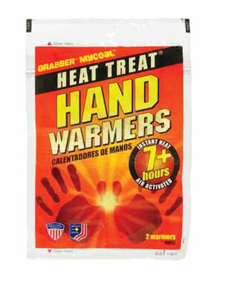 Grabber Heat Treat Hand Warmers 2 pk