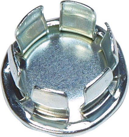 Sigma 1 in. Dia. Steel Knockout Seal