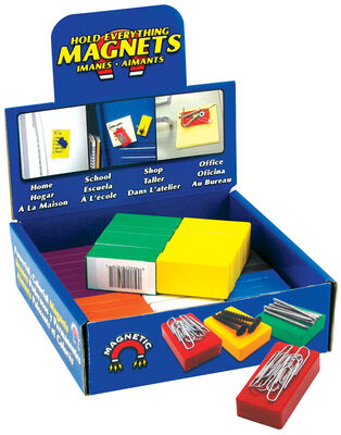 Master Magnetics Block Magnets