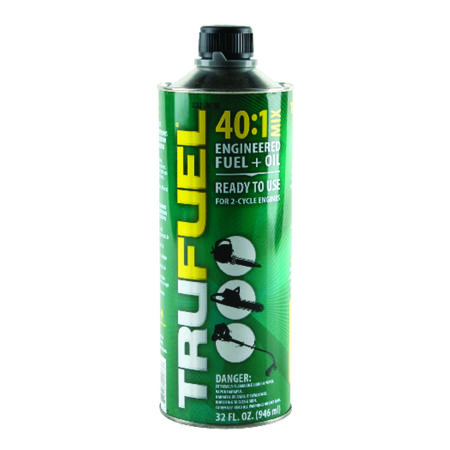 TruFuel 40:1 2 Cycle Engine Premixed Gas and Oil 32 oz.