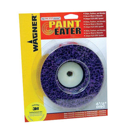 Wagner 4-1/2 in. Dia. Paint Eater Pads Medium 1 pk