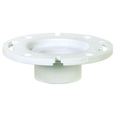 Sioux Chief PVC Open Closet Flange 3 in.