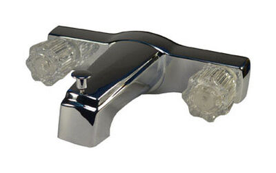 US Hardware RV Tub and Shower Faucet 1 pk