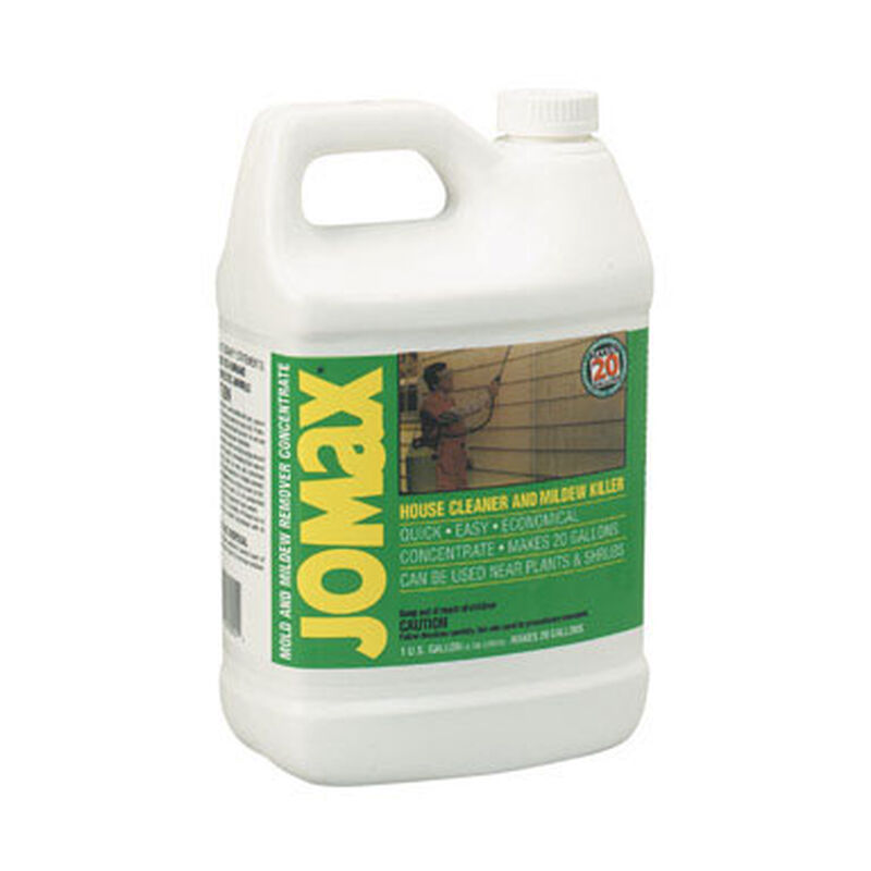 Zinsser Jomax House Cleaner and Mildew Killer 1 gal