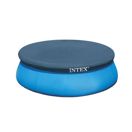 Intex Easy Set Pool Cover 8 ft. 8 W