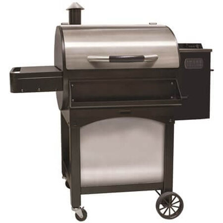 Smoke Hollow WG 800S Pellet Grill in Black/Stainless