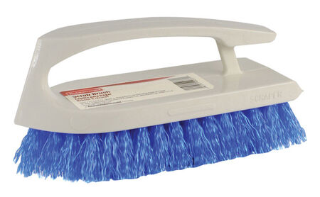 Rubbermaid 3 in. L Scrub Brush Plastic For For Heavy Duty Cleaning