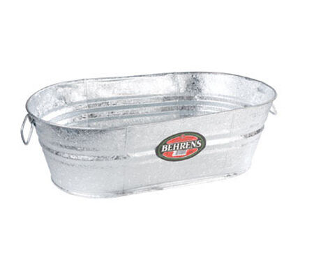 Behrens 16 Steel Tub