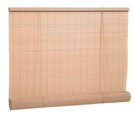 Lewis Hyman 120 in. H x 72 in. W Roll Up Blind