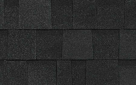 Roof Oak Ridge Onyx black