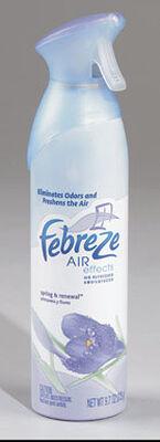Febreze Air Effects Air Freshener Spring and Renewal 8.8 oz.