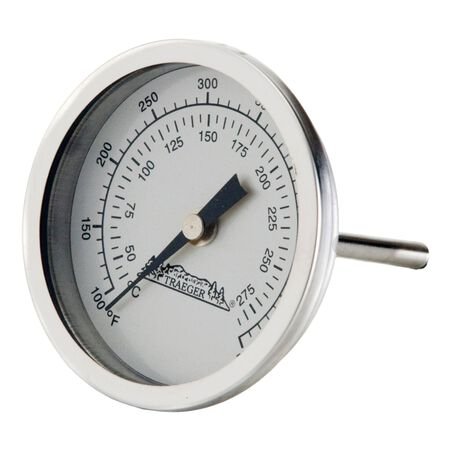 Traeger Grill Dome Thermometer Instant Read