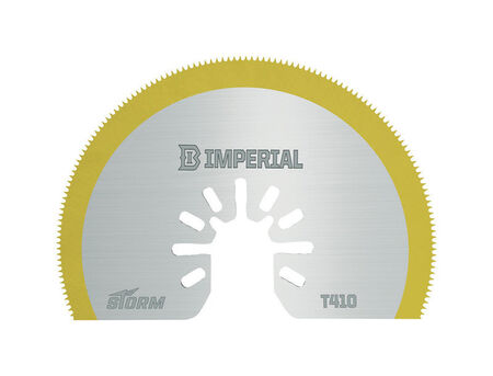 Imperial Blades Storm High Speed Steel Segment Blade 3-1/8 in.