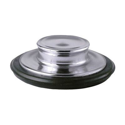 InSinkErator Garbage Disposal Stopper Stainless Steel