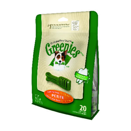 Greenies Small Adult Dog Treats 12 oz. 20 pk