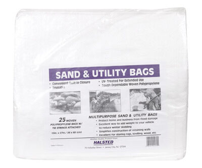 Halsted 15 in. x 27 in. Sand & Utility Bags