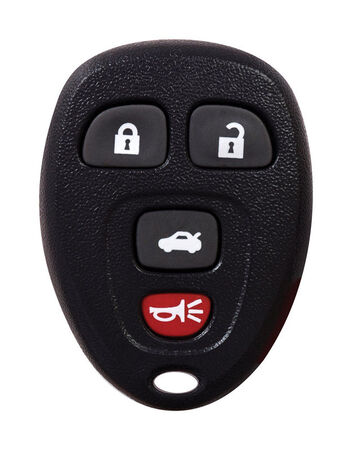 DURACELL Renewal Kit Automotive Replacement Key GM OUC60221/OUC60270 4-Button Case & Button Pad