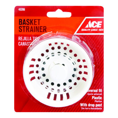 Ace Replacement Strainer Basket ABS