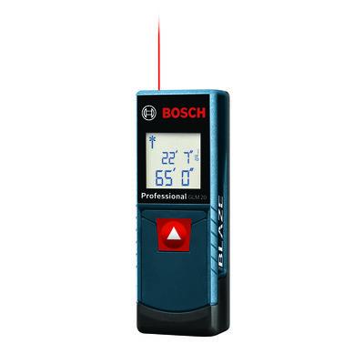 Bosch BLAZE GLM 20 Laser Distance Measurer 65 ft. L
