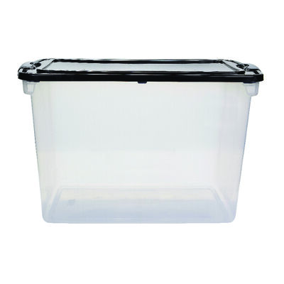 Homz Latching Storage Box 18-1/4 in. H x 16 in. W x 112 qt.