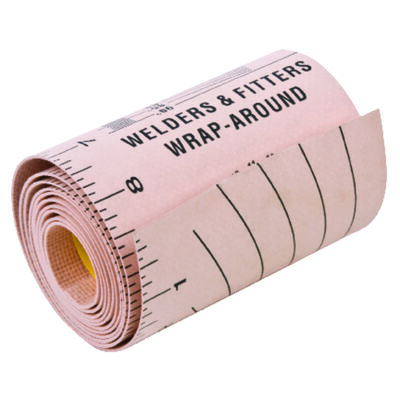 Forney Little Helper Pipe Wrap Around 4 in. W x 60 in. L