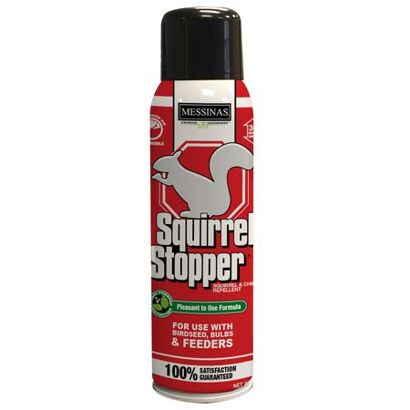 Messinas Squirrel Stopper Animal Repellent Spray 15 oz. 1 pk