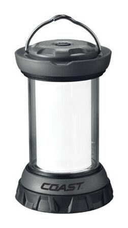 Coast 0 LED Plastic Emergency Lantern AA Black