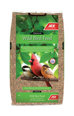 Ace Assorted Species Wild Bird Food Milo and Corn 20 lb.
