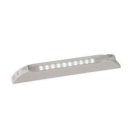 Fulcrum Plastic AA Light with Motion Sensor White LED