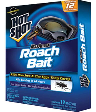 HS MaxAttrax Roach Bait 12ct