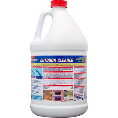 30 Seconds Ready-to-use Outdoor Cleaner Concentrate 1 gal.