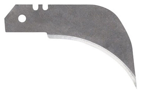 Ace Linoleum Carbon Steel Hook Blade Utility Knife Replacement Blade 1 pk