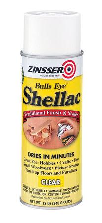 Zinsser Bulls Eye Sealer and Finish 12 oz.