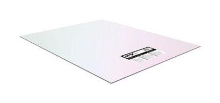 Plaskolite Acrylic Sheet .220 in. x 24 in. W x 48 in. L
