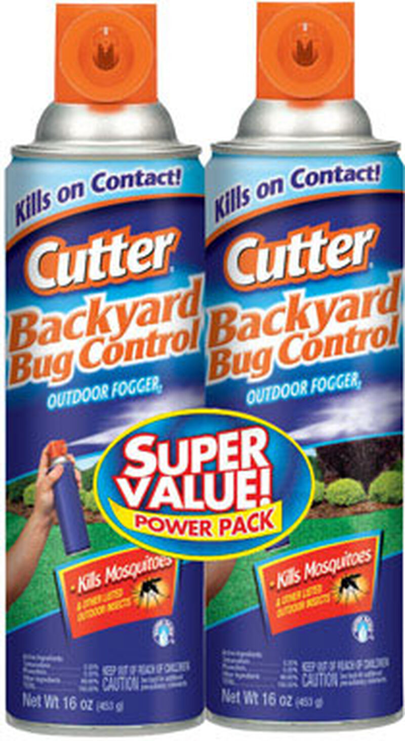 Cutter Backyard Bug Control Insect Killer For Outdoor