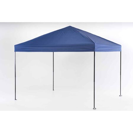 Crown Shade One Touch Polyester Canopy 9.38 ft. H x 10 ft. W x 10 ft. L