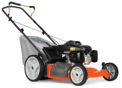 Husqvarna Honda 21 in. 160 cc Push Lawnmower Mulching Capability