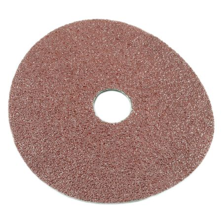 Forney 5 in. Dia. Resin Fiber Sanding Disc 36 Grit Coarse 3 pk
