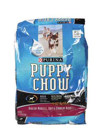 Purina Puppy Chow Puppy Large Dog Food 16.5 lb.