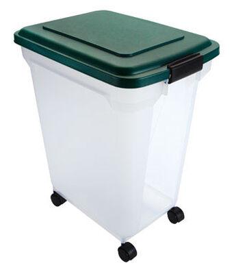 Remington Plastic 55 qt. Pet Food Container