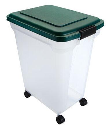 Remington Plastic 55 qt. Pet Food Container